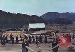 Image of Japanese laborers Yamaguchi Japan, 1945, second 6 stock footage video 65675060715
