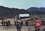 Image of Japanese laborers Yamaguchi Japan, 1945, second 7 stock footage video 65675060715
