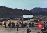 Image of Japanese laborers Yamaguchi Japan, 1945, second 8 stock footage video 65675060715