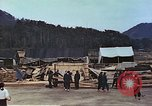 Image of Japanese laborers Yamaguchi Japan, 1945, second 11 stock footage video 65675060715