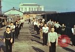Image of railroad workers Hiroshima Japan, 1946, second 11 stock footage video 65675060718