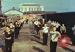 Image of railroad workers Hiroshima Japan, 1946, second 12 stock footage video 65675060718
