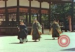Image of Kiyomizu Temple Kyoto Japan, 1946, second 3 stock footage video 65675060719
