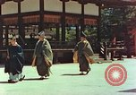 Image of Kiyomizu Temple Kyoto Japan, 1946, second 5 stock footage video 65675060719