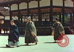 Image of Kiyomizu Temple Kyoto Japan, 1946, second 7 stock footage video 65675060719