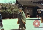 Image of Kiyomizu Temple Kyoto Japan, 1946, second 12 stock footage video 65675060719
