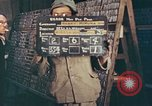 Image of Japanese typesetters Hiroshima Japan, 1946, second 1 stock footage video 65675060725
