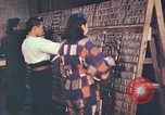 Image of Japanese typesetters Hiroshima Japan, 1946, second 4 stock footage video 65675060725