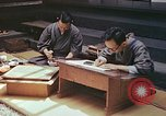 Image of Japanese artists Kyoto Japan, 1946, second 2 stock footage video 65675060729
