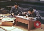 Image of Japanese artists Kyoto Japan, 1946, second 5 stock footage video 65675060729