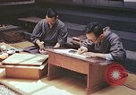Image of Japanese artists Kyoto Japan, 1946, second 6 stock footage video 65675060729
