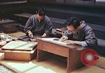 Image of Japanese artists Kyoto Japan, 1946, second 8 stock footage video 65675060729