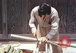 Image of Japanese workers Kyoto Japan, 1946, second 12 stock footage video 65675060731