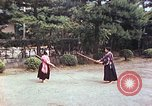 Image of Japanese girls Kyoto Japan, 1946, second 5 stock footage video 65675060732