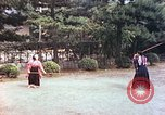 Image of Japanese girls Kyoto Japan, 1946, second 12 stock footage video 65675060732