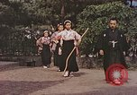 Image of Japanese archers Japan, 1946, second 6 stock footage video 65675060736