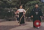 Image of Japanese archers Japan, 1946, second 7 stock footage video 65675060736