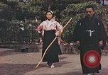 Image of Japanese archers Japan, 1946, second 8 stock footage video 65675060736