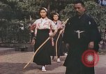 Image of Japanese archers Japan, 1946, second 9 stock footage video 65675060736