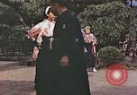 Image of Japanese archers Japan, 1946, second 10 stock footage video 65675060736