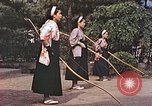 Image of Japanese archers Japan, 1946, second 12 stock footage video 65675060736