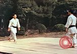 Image of Judo exercise Japan, 1946, second 3 stock footage video 65675060737