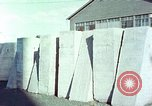 Image of concrete blocks Yawata Kyushu Japan, 1946, second 1 stock footage video 65675060740
