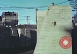 Image of concrete blocks Yawata Kyushu Japan, 1946, second 11 stock footage video 65675060740
