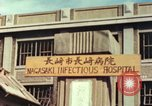 Image of Japanese women Nagasaki Japan, 1945, second 9 stock footage video 65675060751