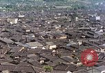 Image of wooden homes Kyoto Japan, 1946, second 4 stock footage video 65675060760