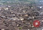 Image of wooden homes Kyoto Japan, 1946, second 9 stock footage video 65675060760