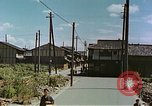 Image of large open fire break Kyoto Japan, 1946, second 2 stock footage video 65675060761
