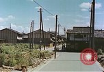 Image of large open fire break Kyoto Japan, 1946, second 4 stock footage video 65675060761