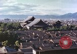 Image of Higashi Honganji Buddhist Temple Kyoto Japan, 1946, second 8 stock footage video 65675060763