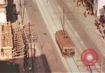 Image of Shijo Street Kyoto Japan, 1946, second 4 stock footage video 65675060764