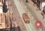 Image of Shijo Street Kyoto Japan, 1946, second 5 stock footage video 65675060764