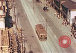 Image of Shijo Street Kyoto Japan, 1946, second 6 stock footage video 65675060764