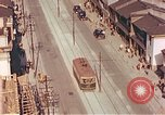 Image of Shijo Street Kyoto Japan, 1946, second 7 stock footage video 65675060764