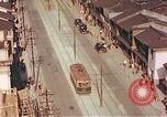 Image of Shijo Street Kyoto Japan, 1946, second 8 stock footage video 65675060764