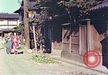 Image of Japanese women Kyoto Japan, 1946, second 2 stock footage video 65675060765