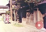 Image of Japanese women Kyoto Japan, 1946, second 3 stock footage video 65675060765