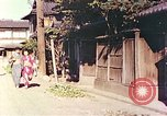 Image of Japanese women Kyoto Japan, 1946, second 4 stock footage video 65675060765