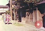 Image of Japanese women Kyoto Japan, 1946, second 5 stock footage video 65675060765