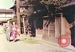 Image of Japanese women Kyoto Japan, 1946, second 6 stock footage video 65675060765