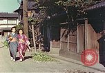 Image of Japanese women Kyoto Japan, 1946, second 7 stock footage video 65675060765