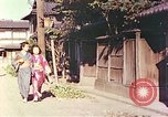 Image of Japanese women Kyoto Japan, 1946, second 8 stock footage video 65675060765
