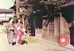 Image of Japanese women Kyoto Japan, 1946, second 9 stock footage video 65675060765