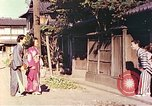 Image of Japanese women Kyoto Japan, 1946, second 10 stock footage video 65675060765