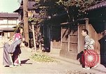 Image of Japanese women Kyoto Japan, 1946, second 11 stock footage video 65675060765