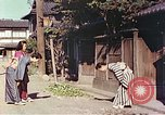 Image of Japanese women Kyoto Japan, 1946, second 12 stock footage video 65675060765